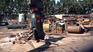 VTN RAIL CUTTER RP2000 - РЕЛЬСОЛОМ VTN RP2000