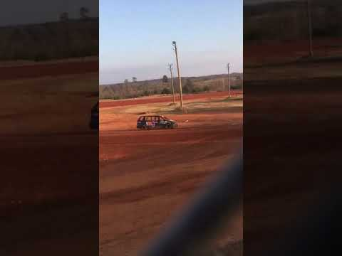 Racevan  FWD at Fort Payne Motor Speedway practice.