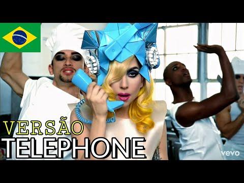 TELEPHONE - Lady Gaga TraduçãoVersão em português BONJUH COVER