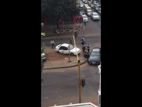 Maputo Open Firing then Kidnapping : Mozambique