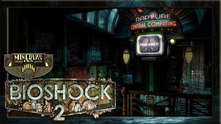 Die Operative Abteilung #3 💉 BioShock 2: Minerva's Den DLC | Let's Play The Collection | PS4 Pro
