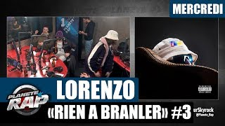 Planète Rap - Lorenzo
