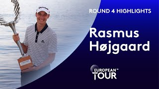18-year-old Rasmus Hjgaard becomes second-youngest winner in history  2020 Mauritius Open