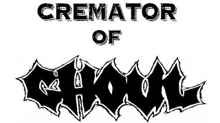 Beyond The Pit Chicago Presents... An Interview with Creamator of Ghoul