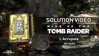 Rise of the Tomb Raider - Collectibles - L