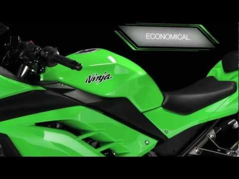 hqdefault - Kawasaki apresenta a Ninja 300 para o mercado brasileiro