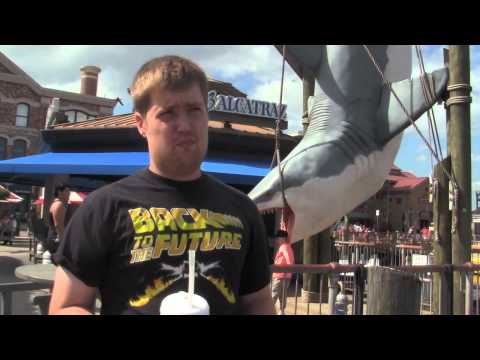 BLITZSTRAVAGANZA #21: San Francisco and Memories of Jaws at Universal Studios
