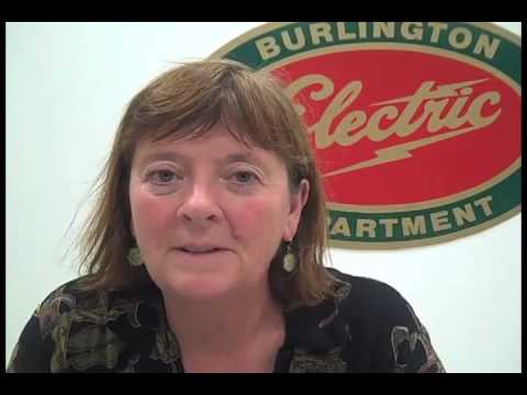 Burlington Electric Dept. is Planning for the City's Energy Future