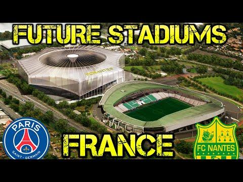 Future France Stadiums