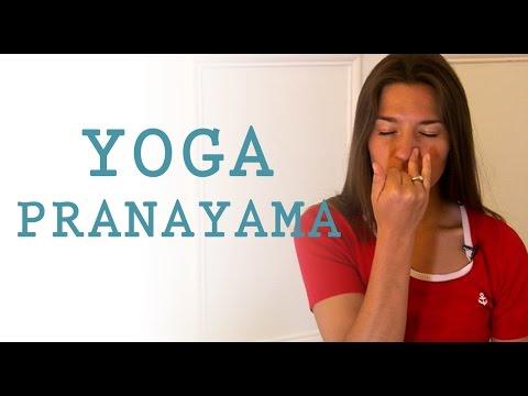 yoga pranayama exercices de respiration altern e youtube. Black Bedroom Furniture Sets. Home Design Ideas