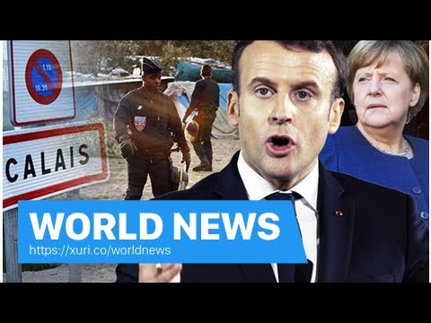World News - Emmanuel Macron dismisses Brexit agreement especially hypocritical in blow to Theresa