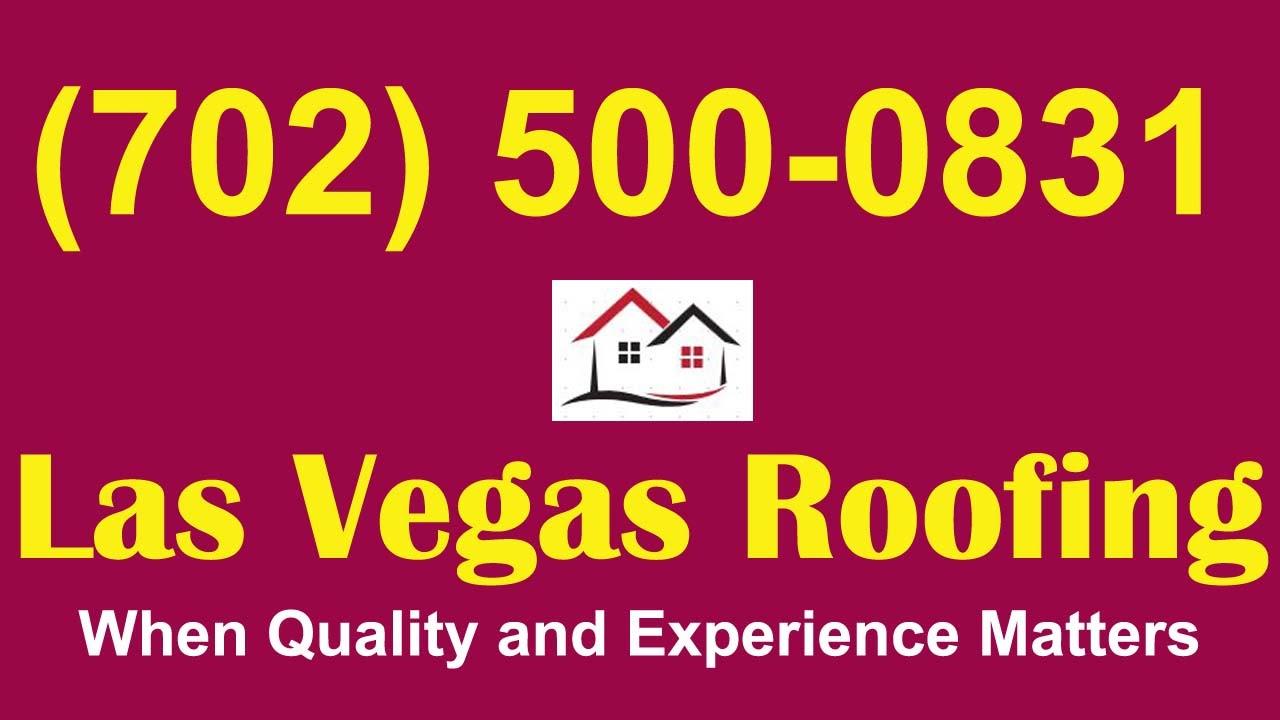 Emergency Las Vegas Nv Roofer Las Vegas Nv Emergency