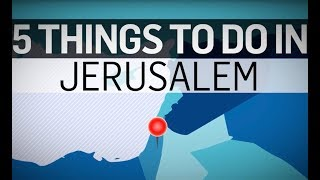 5 Things to do in Jerusalem | Travel + Leisure thumbnail