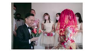 Douglas & Christina. Wedding Day Photoslideshow