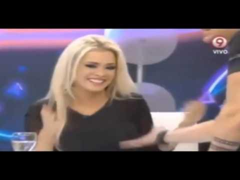 Viviana canosa descuido de famosa argentina hermosas tetas - 2 3