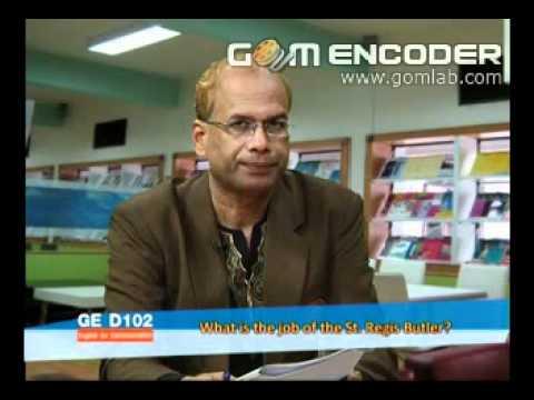 GE D102 ภาษาอังกฤษเพื่อการสื่อสาร หน่วยที่ 2