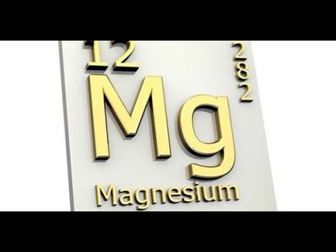 Magnesium - The Mineral Everyone Needs, The Benefits, The Best Form, & Why It's Important!