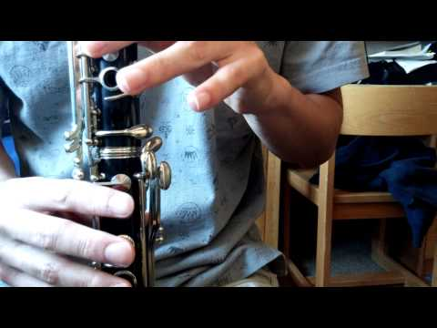 Vito Reso-Tone Soprano Clarinet Demo Video