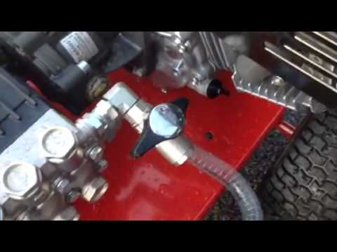 hqdefault how to setup the honda gx390 13hp petrol pressure washers qwashers