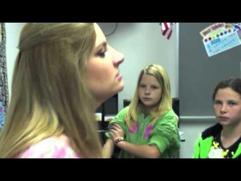 Brownwood Intermediate School sixth-grade choir Monday, Oct. 21, 2013