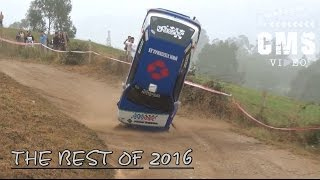 The Best of Rally Crash 2016 | Crash & Show | CMSVideo
