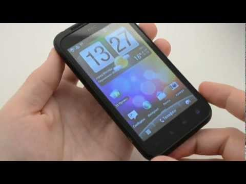 HTC Incredible S - видеообзор ( s710e ) от магазина Video-shoper.ru