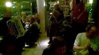 Kurt Vetsch mit Rene im Schuss