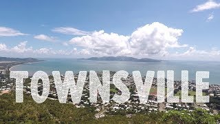 Townsville: FIRST Impressions! - Cairns to Airlie Beach Road Trip Pt. 3