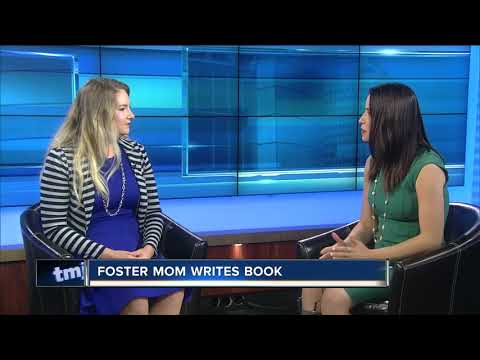 Author and Foster Mom, Kate Dickinson, Talks About Her Book on TMJ4!