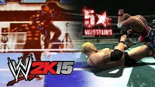 Neue WWE 2K15 Mocap-Bilder, Erstes Gameplay-Material von 5 Star Wrestling, WWE 2K15 für PC | WoWG