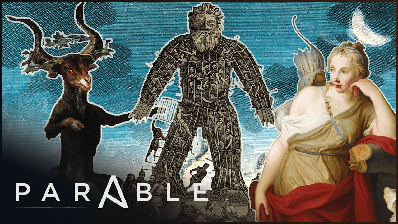 Download Who Were The Pagan Gods? | Gods & Monsters | Parable