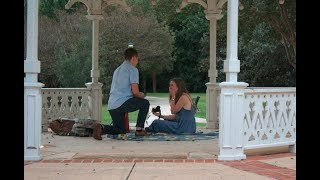 ACCIDENTALLY FILMING MY OWN PROPOSAL