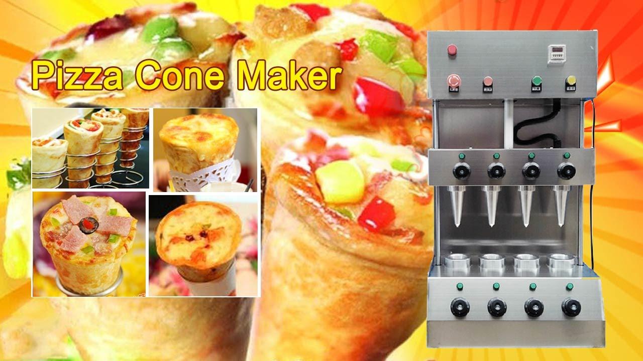 pizza cone maker how to make pizza cones pizza cone. Black Bedroom Furniture Sets. Home Design Ideas