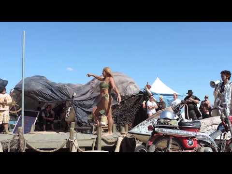 Wasteland Swimsuit and Wet Teeshirt contest to help Save the Exxon Valdez