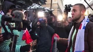 Митинг у Посольства Украины