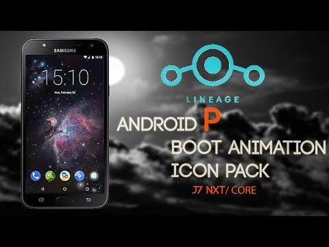 8 1 1 Lineage os 15 1 Install in J7 Nxt /core[stable] [ In Hindi ]