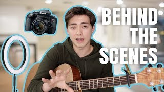 Baixar Behind the Scenes with Andrew Foy - Creating my Youtube videos