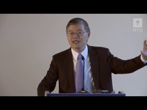 "Prof. Dali Yang: ""The Politics of Regulation in China: the continuing struggle"""