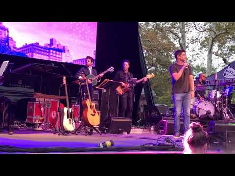 Jeremy Jordan- Broadway Here I Come ElsieFest 108