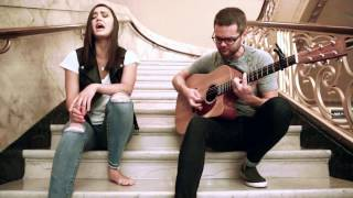 "Dia Frampton & Josh Kaufman ""Poison and Wine"" The Civil Wars cover"