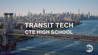 Transit Tech CTE High School