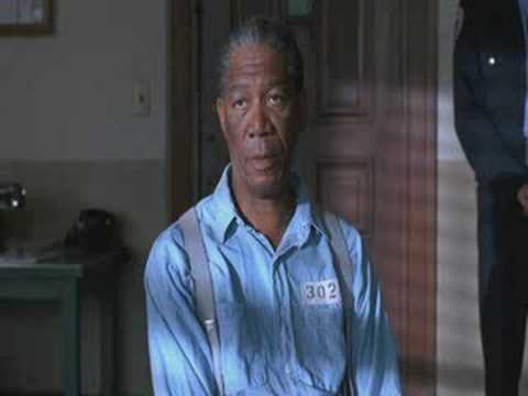 Famous Speeches: The Shawshank Redemption