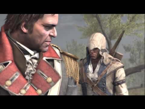 Let's Play - Assassin's Creed 3 HD Episode 41: Air Assassinating John Pitcairn