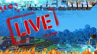 MINECRAFT : HÔTEL DE LUXE EN FINITION #2 ! [LIVE/FR/PS4/NO PUB]