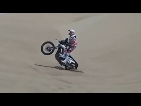 Top Moments of Dakar Rally 2018