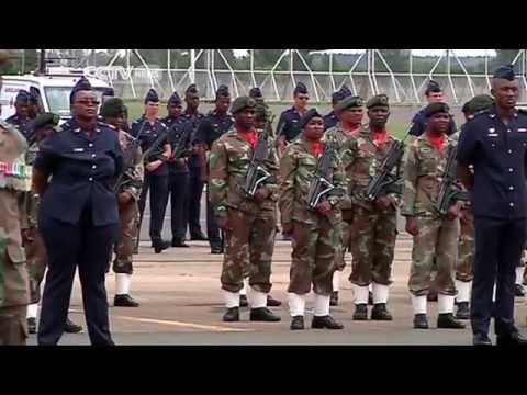 South African Army Hell March