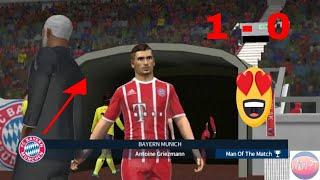 Bayern Munich vs Atletico Madrid 1-0 | Dream League Soccer 2018