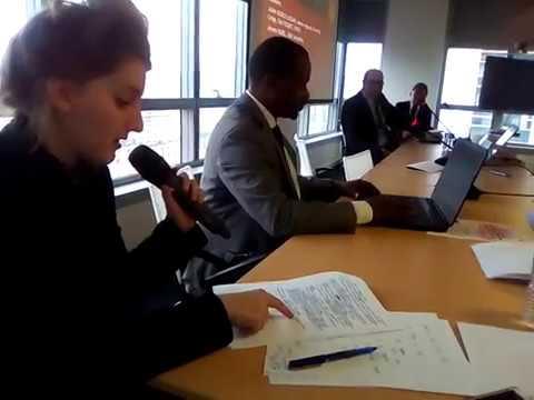 """Conférence,Paris, Fondation France-Japon de l'EHESS,24/01/2017:""""Asian presence in Africa""""(3)."""