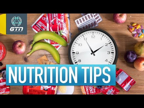 10 Nutrition Tips & How To Add Them To Your Diet!