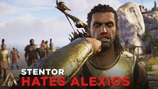 Gambar cover Stentor Sucker Punch Alexios (Nikolaos Stops the Fight) - Assassin's Creed Odyssey